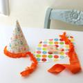 Hogyan készítsünk szülinapi bulira papírsapkát?