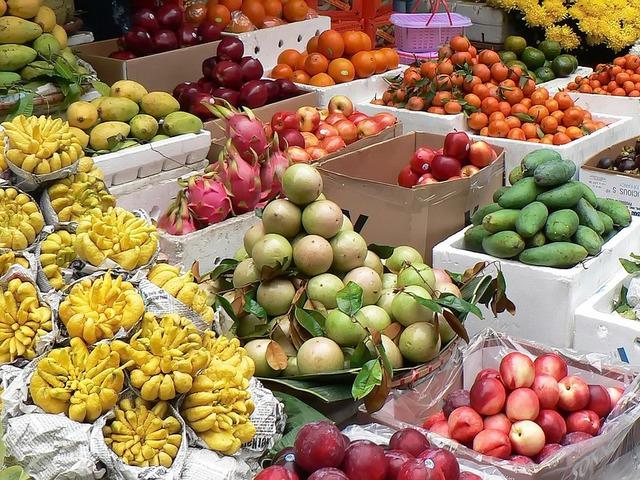 Déli gyümölcsök a babakonyhában