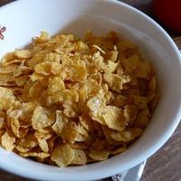 Kukorica a baba tányérján