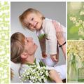 Anyák napi virágcsokor