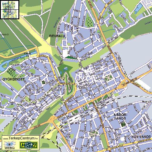 győrszentiván térkép babagyor.hu győrszentiván térkép