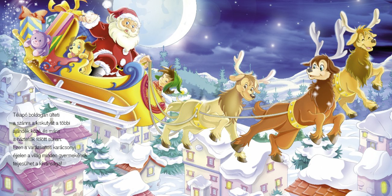 karácsony télapó  baba_mama_program közös_játék_szülőkkel mesekönyv mesekönyv_babáknak