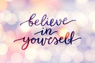 Adhatok magának egy kis saját magába vetett hitet?!