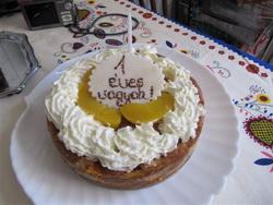 szülinapi torta 1 évesnek recept Első szülinapi torta receptje   BABÁZUNK szülinapi torta 1 évesnek recept