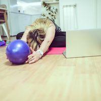 Variációk otthoni edzésre, nem csak anyáknak