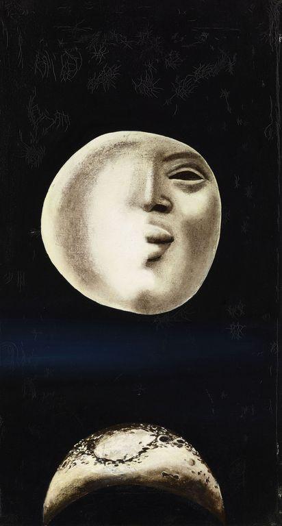Holdak, 1957 - Vasilescu-gyűjtemény, Győr