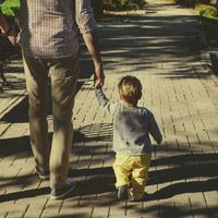 Mi van, ha Apa szoktat be a bölcsibe?