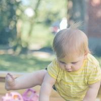 Fejlesztő torna a Baby Bocsokban