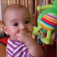 8 hónapos baba fejlődése