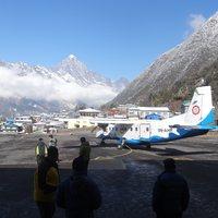 14. nap Lukla (2800 m) – Kathmandu (1400 m)