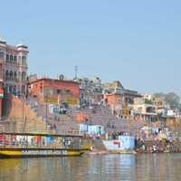 Egy gyors Varanasi