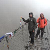 12. nap Phakding (2500 m) – Lukla (2800 m)
