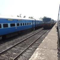 Vasút Indiában