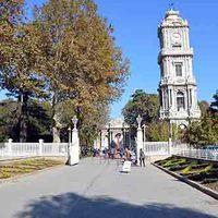 Dolmabahce palota