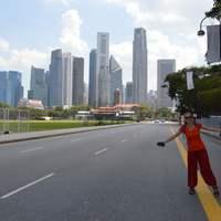 Határátkelő minden nap: Szingapúr