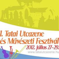Az Öreg-tó partján szabad a tánc - Kezdődik az I. Tatai Utcazene és Művészeti Fesztivál