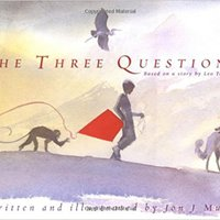 !FULL! The Three Questions [Based On A Story By Leo Tolstoy]. checar energy Elegante victim National includes tomate