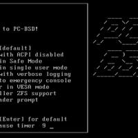 Múltidőben - PC-BSD 7.0
