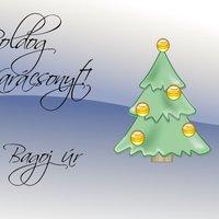 Boldog Karácsonyt, 2009-ben is
