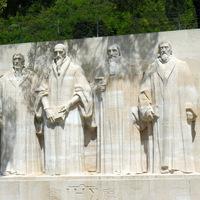 A reformáció emlékműve - Genf