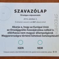A magyar népszavazás a FAZ hasábjain
