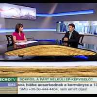 A JESZ elhatárolódik Bokros felszólalásától (Echo TV, Napi Aktuális)