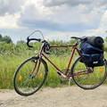 Kerékpártúra a Tisza gátjain