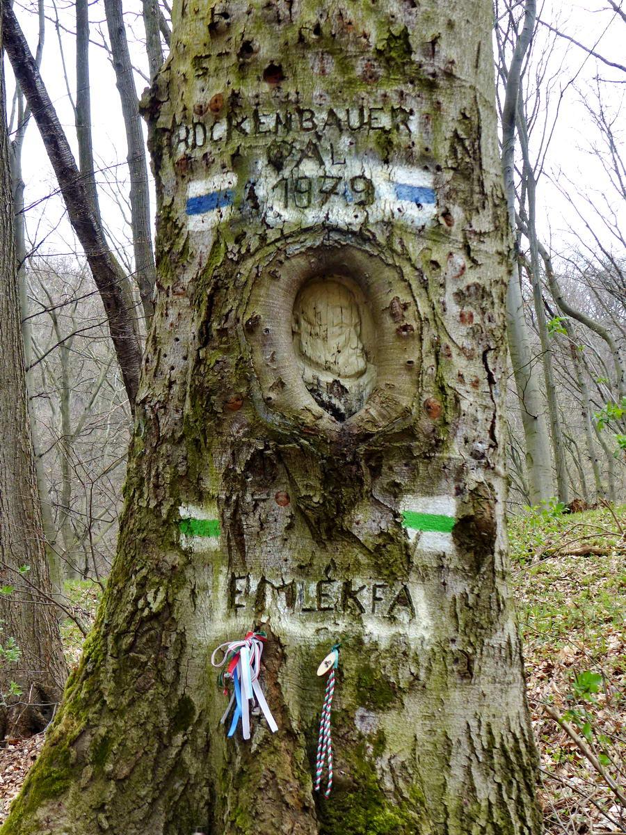 A Rockenbauer Pál emlékfa