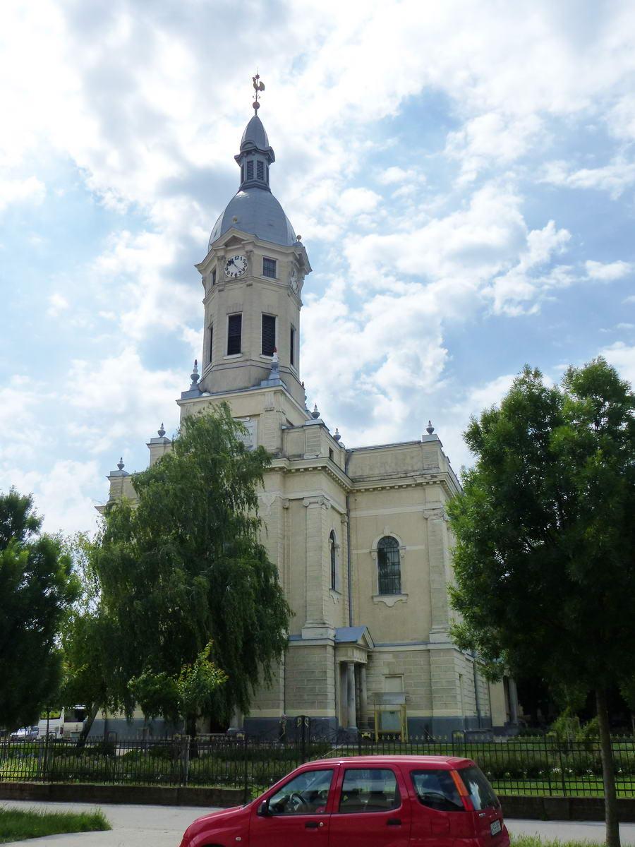 Hajdúböszörmény, református templom