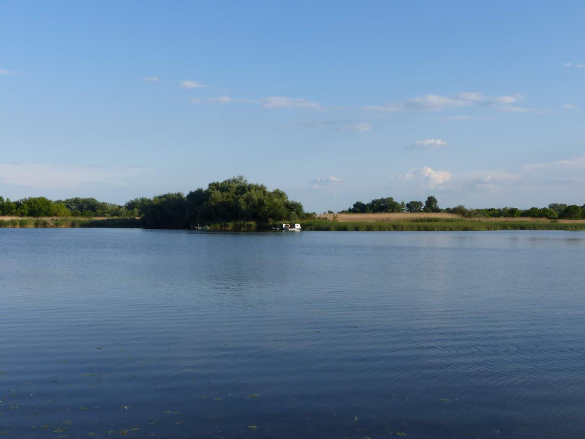 A Tisza-tó Poroszlónál 1.