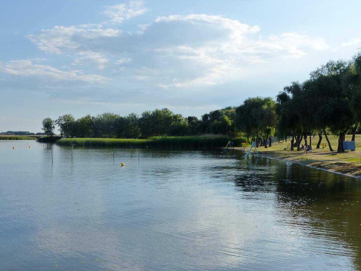 A Tisza-tó Poroszlónál 2.