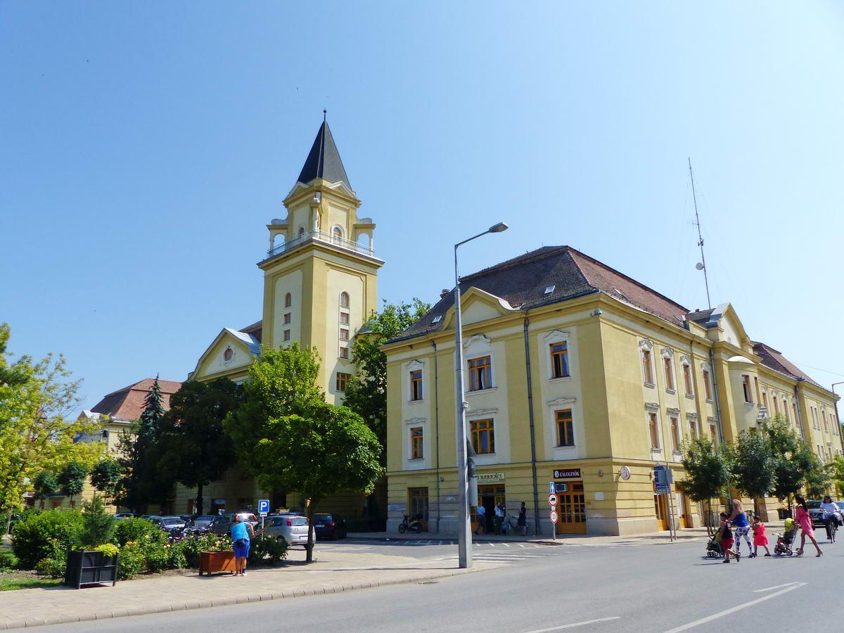 Mezőtúr, Városháza