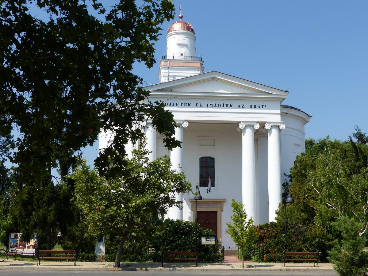 Mezőtúr, református templom