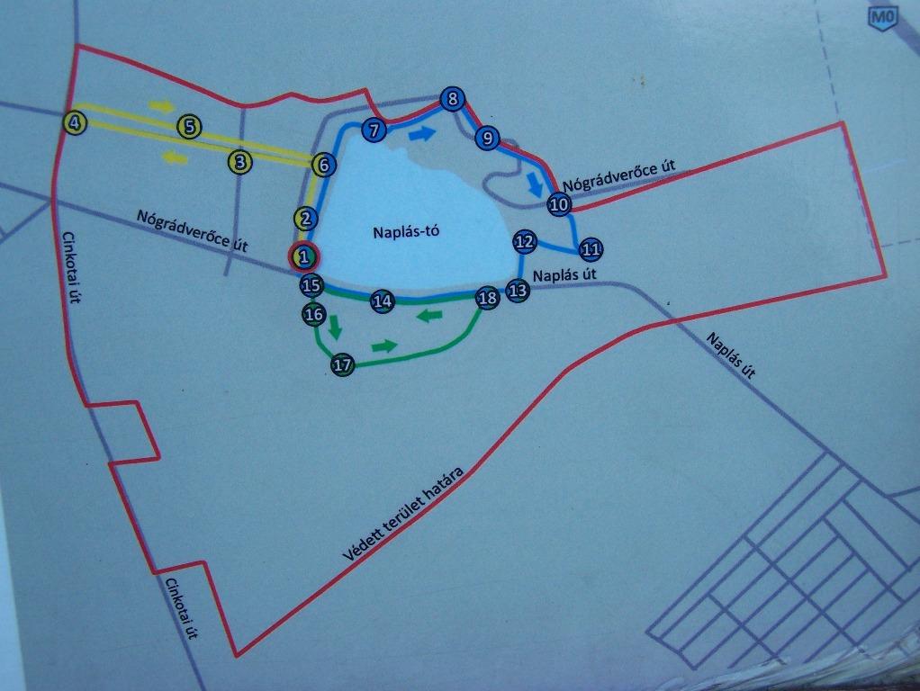naplás tó tanösvény térkép Naplás tó   Bakancslista