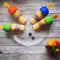 Áfonyás-barackos jégkrém/blueberry-peach icecream popsickles #blueberry #peach #mascarpone #yoghurt #icecream #popsicle #homemade #sugarfree #summertaste #instafood #instagood #foodlover #fooddesign #foodstagram #foodporn #áfonya #barack #jégkrém #házijégkrém #cukormentes #mutimiteszel #mutimiteszel_fitt #mik #mik_gasztro