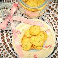 Parmezános-oregánós keksz/Parmesan&oregano biscuits
