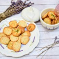 Rozmaringos-parmezános keksz