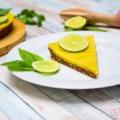 Bazsalikomos-citromos pite