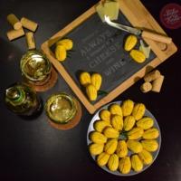 Rozmaringos-parmezános madeleine