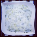 Hideg zöldfűszeres joghurtleves - Dovgamac