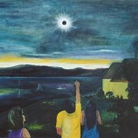 Tizenkét éve volt a balatoni napfogyatkozás