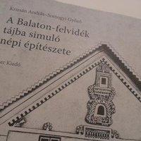 Fontos Balaton-könyv, bosszantó kérdőjelek