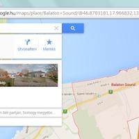 Zamárdi megszűnt – Balaton Sound a település új neve a Google szerint