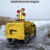 Beatles, Balaton - Yellow Submarine Hummer