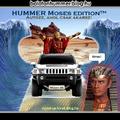 Hummer Moses Edition