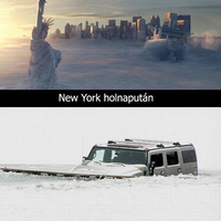 New York holnapután, Balaton tegnap