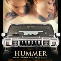 Hummer, 3D-ben a mozikban