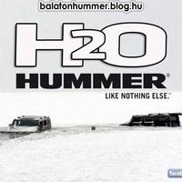 H2O Hummer - Like nothing else