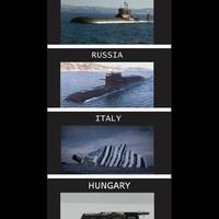 Usa, Russia, Italy, Hungary