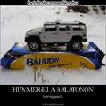 Hummer-el a Balatonon - Ilyen egyszerű